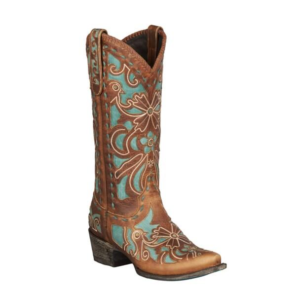 Lane Boots Women's 'Robin' Cowboy Boots