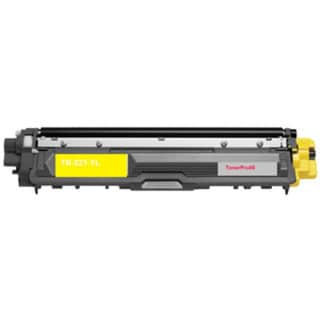 TN225 Yellow Toner Cartridge for Brother Printers