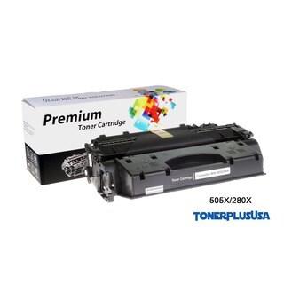 CF280X Black Toner Cartridge for HP Printers