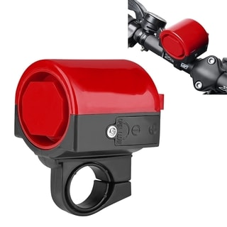 INSTEN Electronic Bicycle Bike Alarm Loud Alert Bell