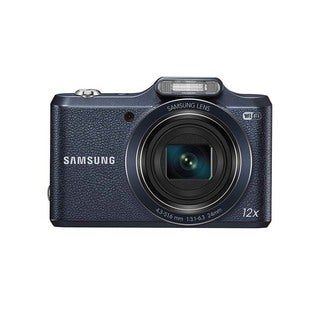 Samsung WB50F Black 16.2MP 3-inch LCD Smart Wi-Fi Digital Camera (Refurbished)