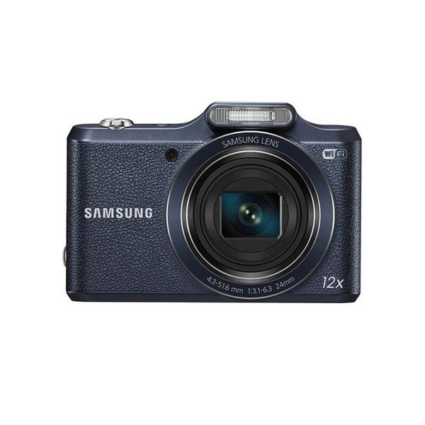 Samsung WB50F Black 16.2MP 3-inch LCD Smart Wi-Fi Digital Camera (Refurbished)