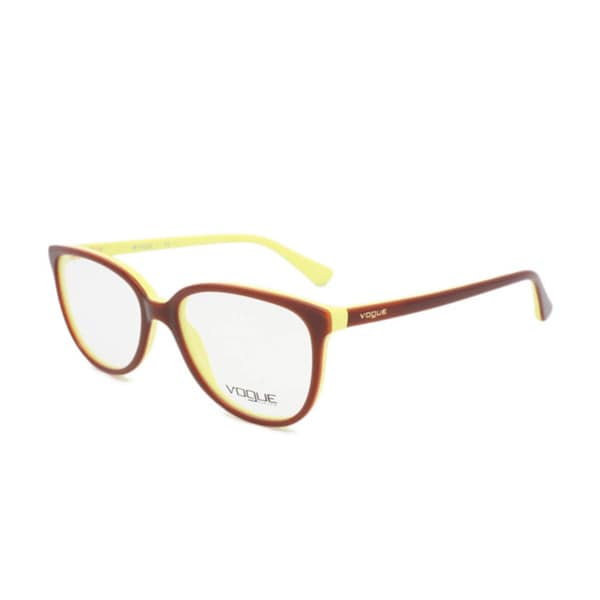 Vogue Women's 'VO2759' Brown Acetate Optical Frames (As Is Item)