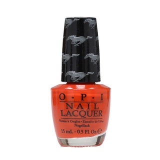 OPI Race Red Nail Lacquer