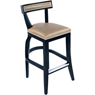 Couef Label Carenn Champagne Bar Stool