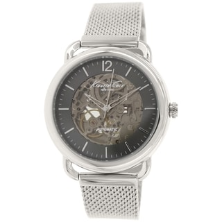 Kenneth Cole Men's KC9319 Stainless Steel Automatic Watch