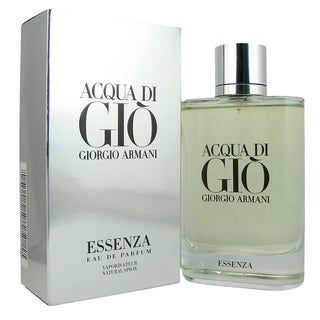 Giorgio Armani Acqua Di Gio Essenza Men's 4.2-ounce Eau de Parfum Spray