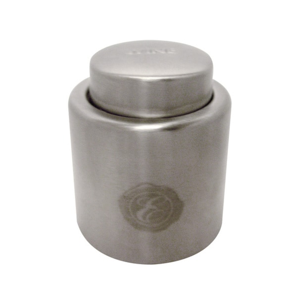 Epicureanist Stainless Steel Wine Bottle Stopper