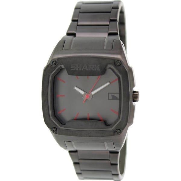 Freestyle Men's grey 101819 Grey Stainless Steel Quartz Watch