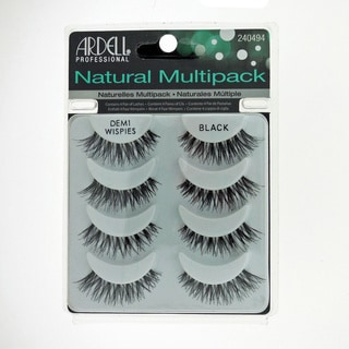 Ardell Natural Black Demi Wispies False Lashes (4 Pair)