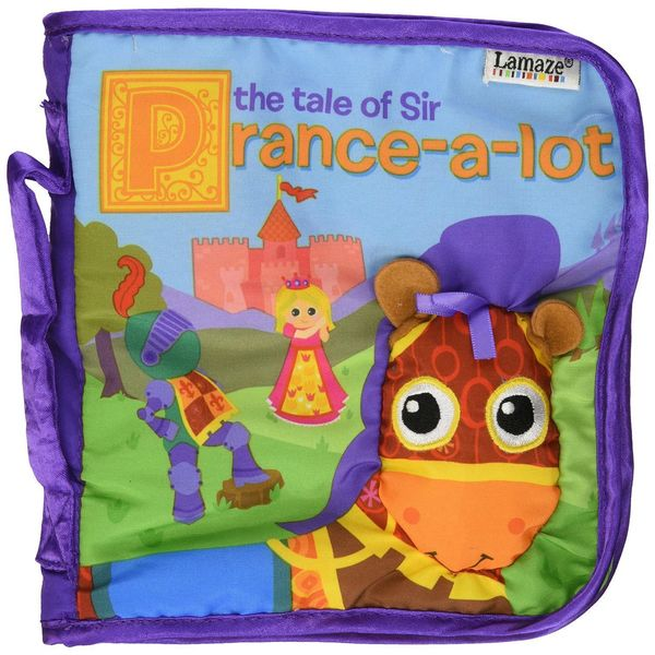 Lamaze Tale of Sir Prance-a-Lot Cloth Book