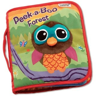 Lamaze Peek-A-Boo Forest Cloth Book