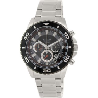 Citizen Men's Eco-drive AN8030-58E Stainless Steel Quartz Watch