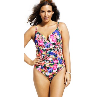 Swim Sexy Women's Plus Size Sachiel Swimsuit
