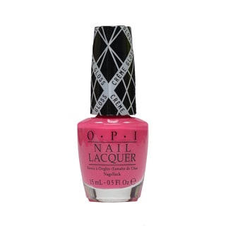 OPI Hey Baby Nail Lacquer