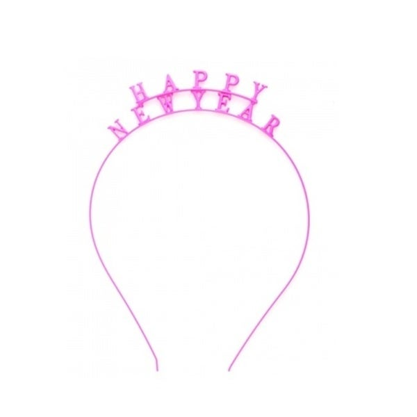 Ban.do Girl Talk Happy New Year Headband