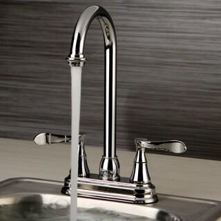 Modern Chrome Bar Faucet
