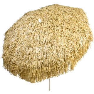 Palapa Tiki Umbrella 6-foot Patio Umbrella Pole