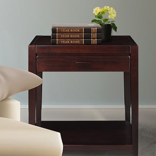 Notre Dame Night Stand with USB Port