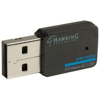 Hawking HW7ACU IEEE 802.11ac - Wi-Fi Adapter for Desktop Computer/Not