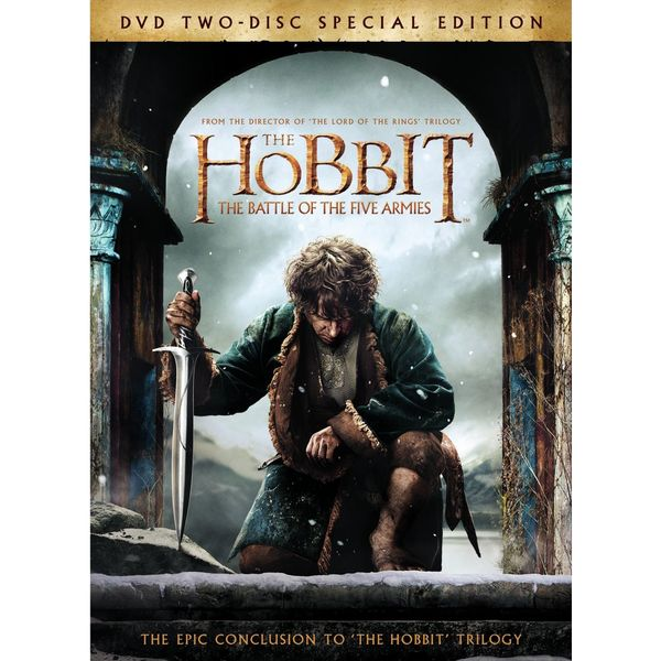 The Hobbit: The Battle of The Five Armies (DVD) 14683019