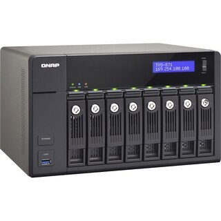 QNAP High-performance Turbo vNAS with 4K video Playback and Transcodi