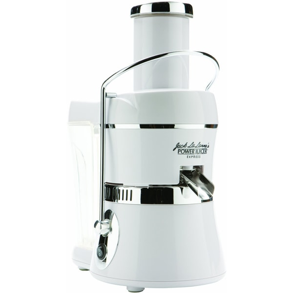 Jack LaLanne Power Juicer Express - White (PJEWRB) - Refurbished
