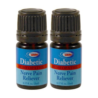 Homeopathic Nerve Pain Reliever (Pack of 2)