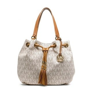 MICHAEL Michael Kors Large Jet Set Gathered Tote Bag