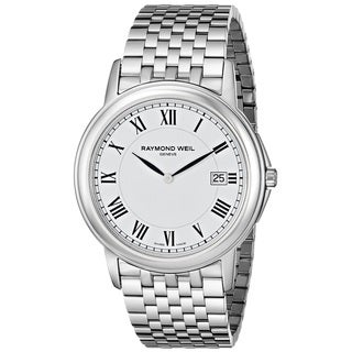 Raymond Weil Men's 5466-ST-00300 'Tradition' Stainless Steel Watch