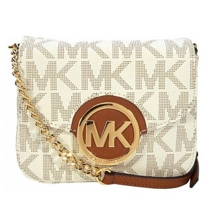 MICHAEL Michael Kors MK Signature Small Crossbody