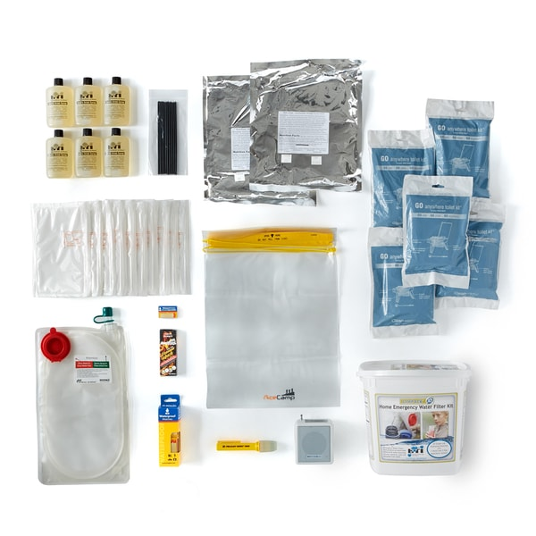 B100: Flood Kit
