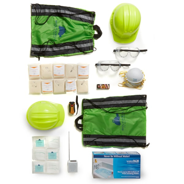 B9: Earthquake Kit
