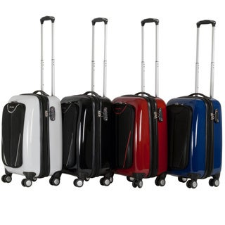 CalPak 'Galop' 10-inch Lightweight Expandable Carry On Hardside Spinner Upright