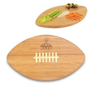 Super Bowl 49 'Touchdown Pro' Bamboo Cutting Board