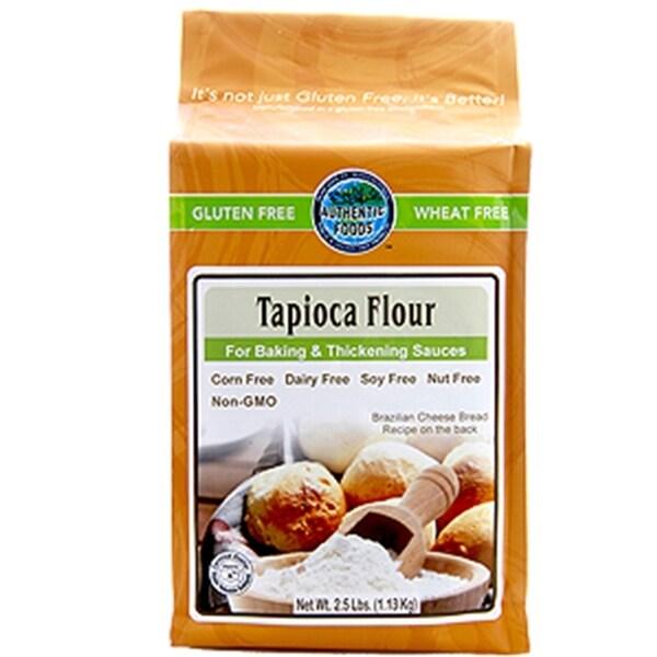 Authentic Foods Tapioca Flour (2 Pack)