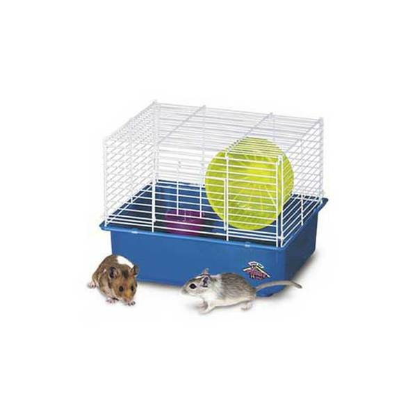Superpet (Pets International) My First Home Hamster 1Story 6Pk