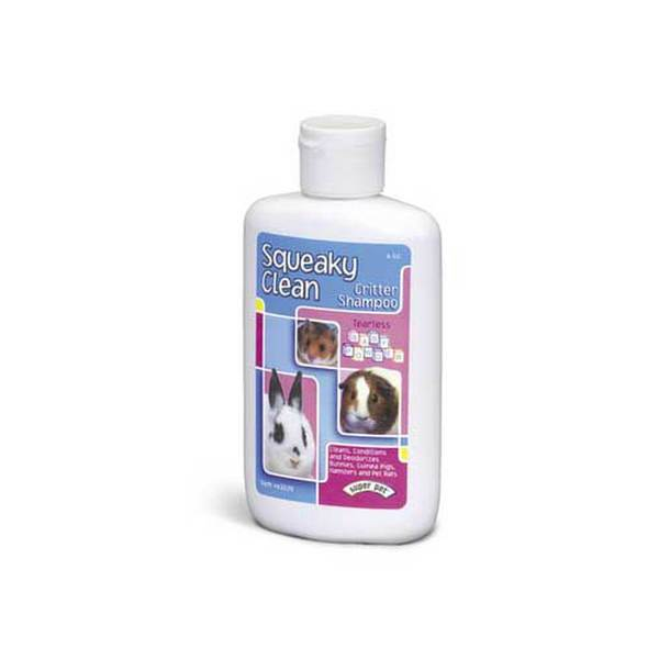 Superpet (Pets International) Squeaky Clean Critter Shampoo 6Oz