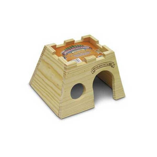 Superpet (Pets International) Woodland Get - A-Way Houses Medium