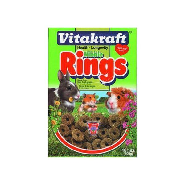 Vitakraft Small Animal Nibble Rings