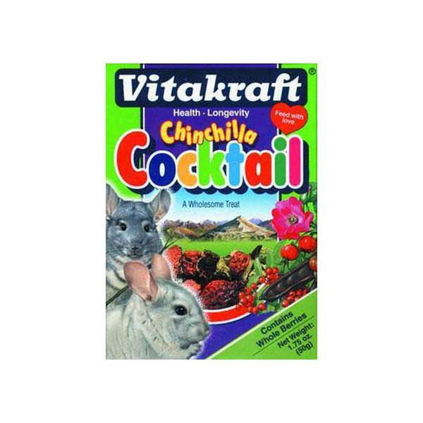 Vitakraft Chinchilla Cocktail 4.5Oz