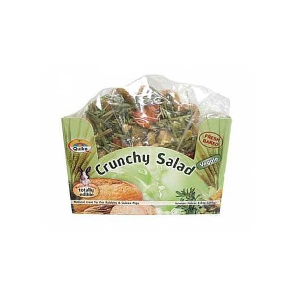 Sun Seed Company Quiko Small Animal Crunchy Salad Veg 250G