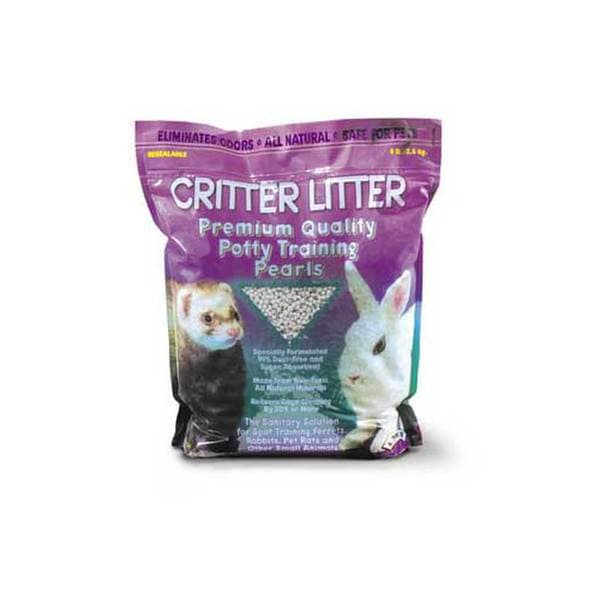 Superpet (Pets International) Critter Litter 8Lb