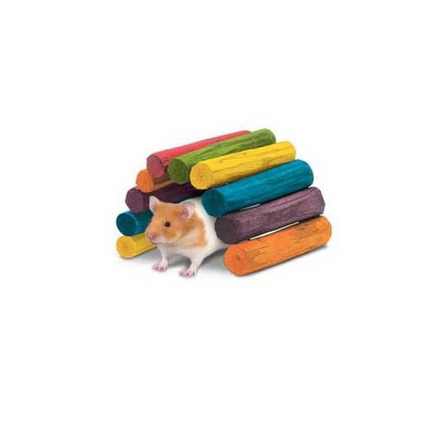 Super Pet Tropical Fiddle Sticks Hideout Small