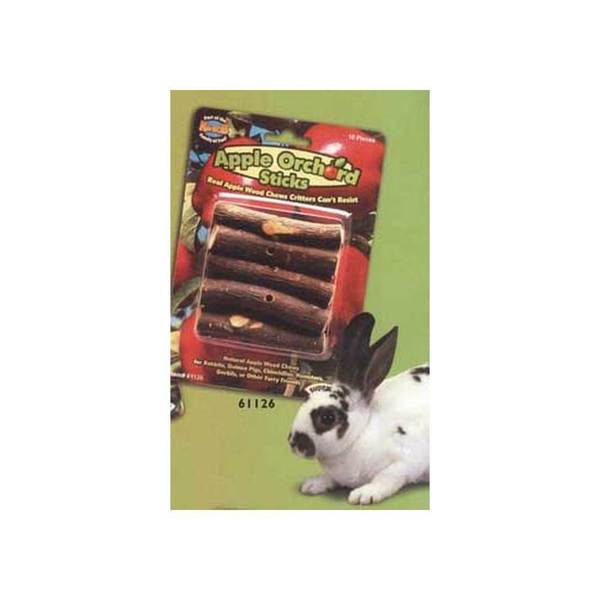 Superpet (Pets International) Orchard Chews Apple Sticks,10Pc