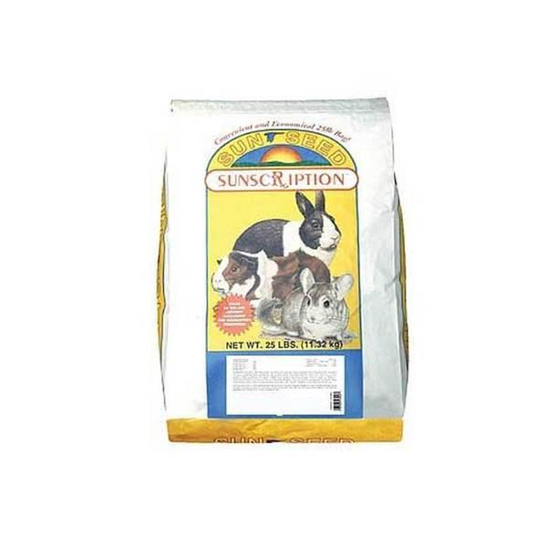 Sun Seed Company Vita Plus Chinchilla 25Lb
