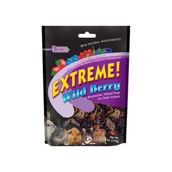 Fm Browns Extreme Wild Berry Treat 3Oz.