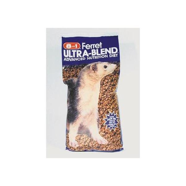 8 In 1 Pet Products Ferret Ultra Blend Diet 20Lb (Bulk)