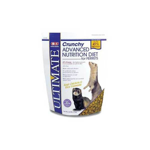 8 In 1 Pet Products Ferret Ultimate Ultrablend Diet 4.4Lb (Stand - Up Bag)