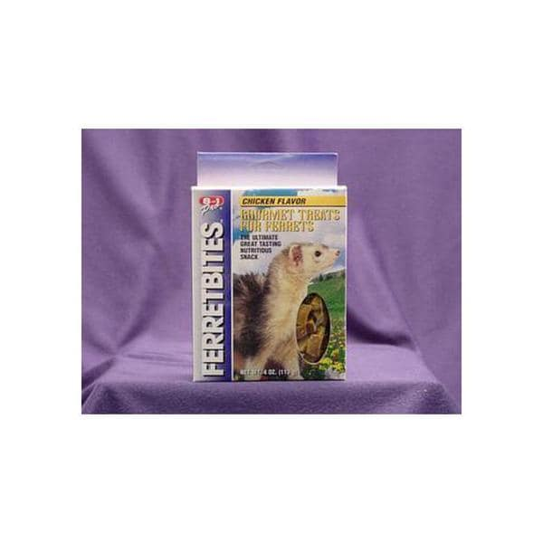 8 In 1 Pet Products Ferret Chicken Bites 4Oz